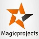 Logo firmy Magicprojects