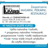 """Logo firmy Przedsiębiorstwo Handlowe """"LUMAS"""" Łukasz Szymański"""