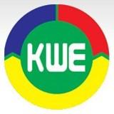 Logo firmy kwe polska