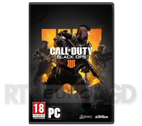 Call of Duty: Black Ops IV PC