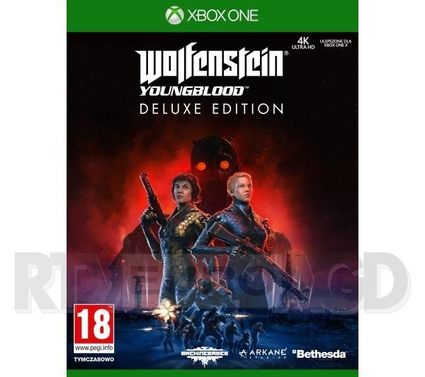 Wolfenstein: Youngblood - Edycja Deluxe Xbox One / Xbox Series X