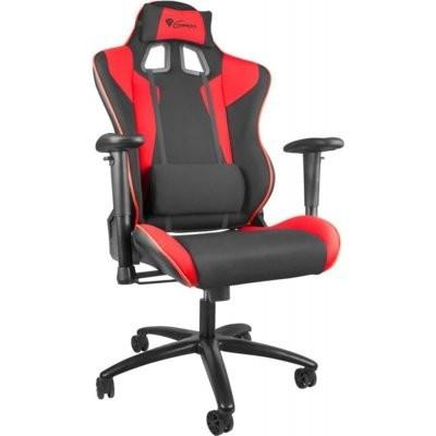 Fotel GENESIS Nitro 770 Czarno-czerwony