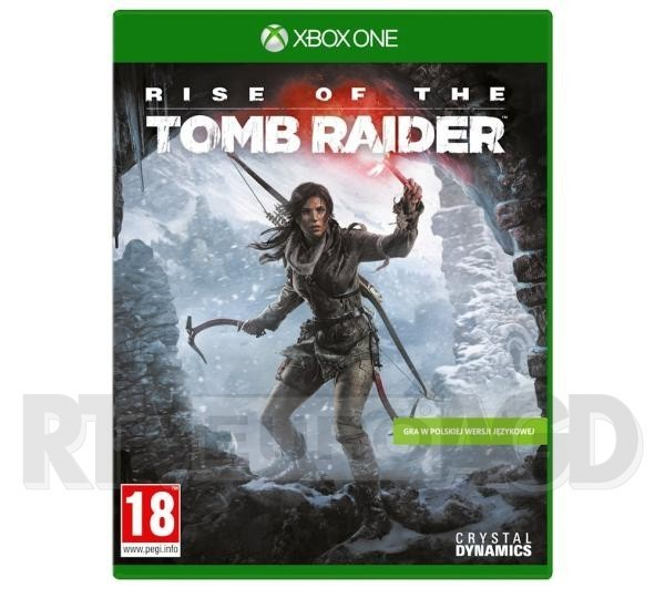 Rise of the Tomb Raider Xbox One / Xbox Series X