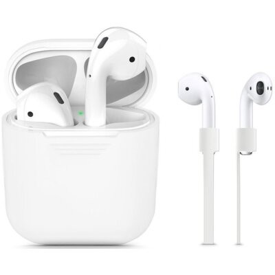 Etui TECH-PROTECT Iconset do Apple AirPods Biały