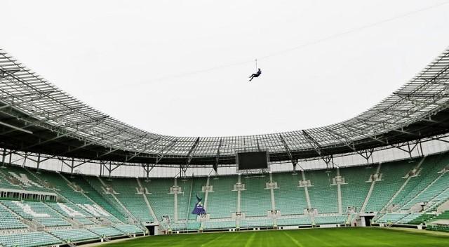Tyrolka - przygoda na wysokości - Wrocław (2 osoby)