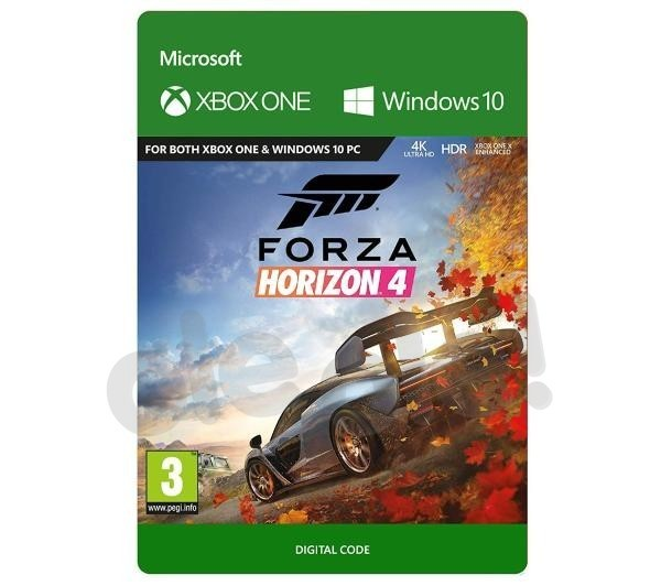 Forza Horizon 4 [kod aktywacyjny] Xbox One/PC