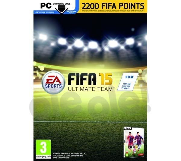 FIFA 15 - 2200 punktów PC