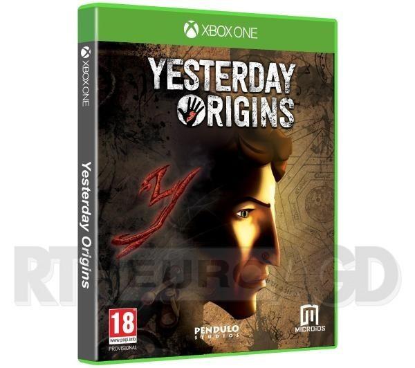 Yesterday Origins Xbox One