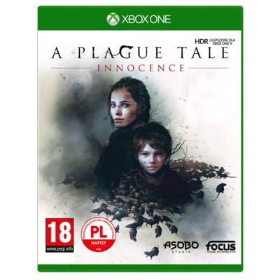 Produkt z outletu: Gra Xbox One A Plague Tale: Innocence