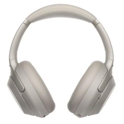 Słuchawki bezprzewodowe SONY WH-1000XM3 Srebrny