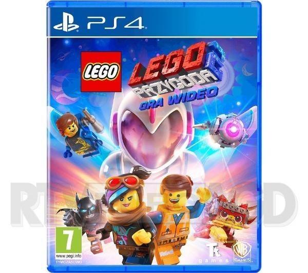 LEGO Przygoda 2 Gra Wideo PS4