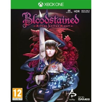 Produkt z outletu: Gra Xbox One Bloodstained: Ritual of the Night