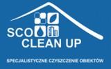 Logo firmy Mycie elewacji SCO CLEAN UP oddział Grudziądz