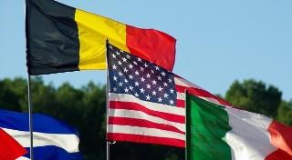 Mistrzu Geografii! Czy rozpoznasz te flagi z różnych krajów?