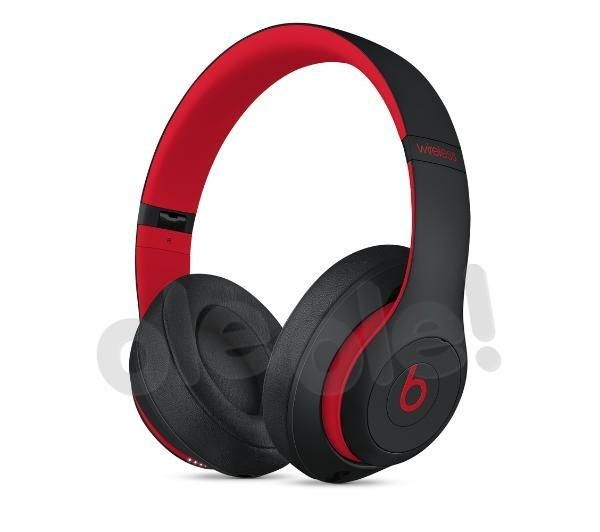Beats by Dr. Dre Beats Studio3 Wireless The Beats Decade Collection (czarno-czerwony)