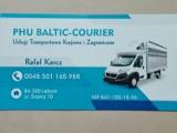 Logo firmy PHU BALTIC-COURIER