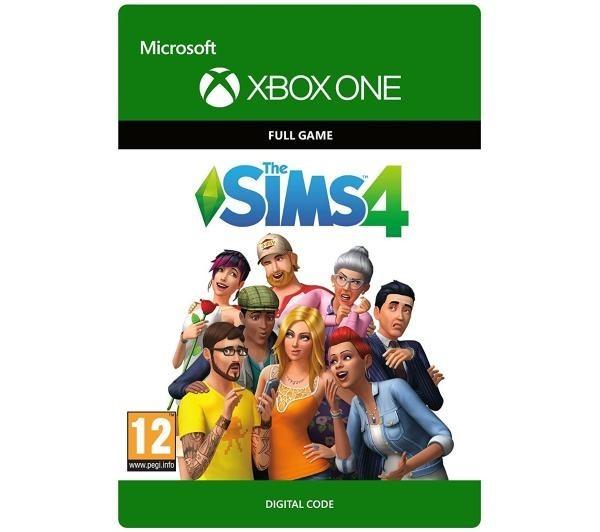 The Sims 4 [kod aktywacyjny] Xbox One / Xbox Series X/S