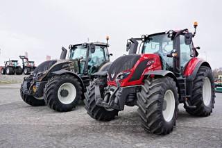 Maszyny rolnicze: skąd wziąć pieniądze? Ciągniki, kombajny, pługi
