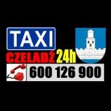 Logo firmy TAXI Czeladź 24h
