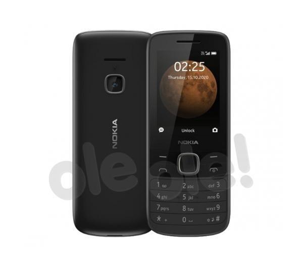 Nokia 225 4G TA-1316 Dual SIM (czarny)