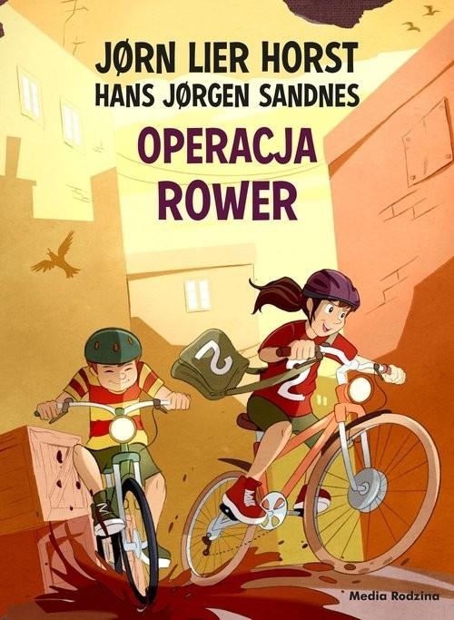 Operacja Rower. Biuro Detektywistyczne nr 2 - Horst J?rn Lier - książka