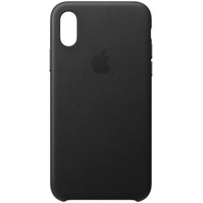Etui APPLE do Apple iPhone Xs Czarny