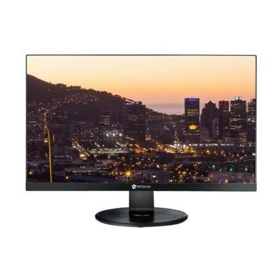 AG NEOVO Monitor SC-24E CZARNY LED IPS FHD VGA HDMI 2xBNC GŁOŚNIK 24/7