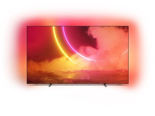 """PHILIPS 65"""" 65OLED805 UHD, AndroidTV, Ambilight"""