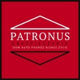 Logo firmy PATRONUS Ubezpieczenia - Mobilny Ekspert Ubezpieczeniowy