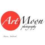 Logo firmy ArtMoon Photography - Mariusz Jakubowski