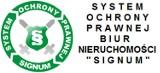 """Logo firmy Dynaś Wojciech Kancelaria Radcy Prawnego """"SIGNUM"""""""