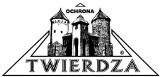 Logo firmy Twierdza. Koncesjonowana Agencja Ochrony Mienia i Osób