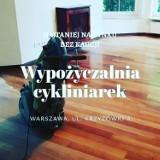Logo firmy Wypożyczalnia Cykliniarek Warszawa