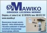 Logo firmy Ośrodek Leczenia Nerwic NSP ZOZ MAWIKO