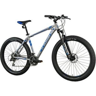Rower górski MTB INDIANA X-Enduro 4.7 M21 Szaro-niebieski
