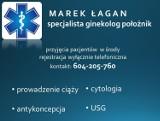 Logo firmy Marek Łagan Specjalista Ginekolog Położnik