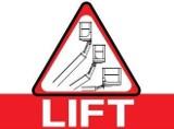 Logo firmy LIFT Usługi Podnośnikowe Mariusz Cegiełka