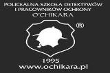 Logo firmy O'Chikara  Policealna Szkoła Detektywów i Pracowników Ochrony