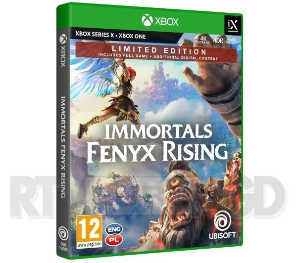 Immortals Fenyx Rising - Edycja Limitowana Xbox One / Xbox Series X