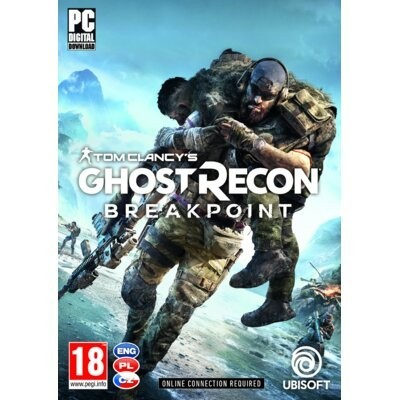 Produkt z outletu: Gra PC Tom Clancy's Ghost Recon Breakpoint