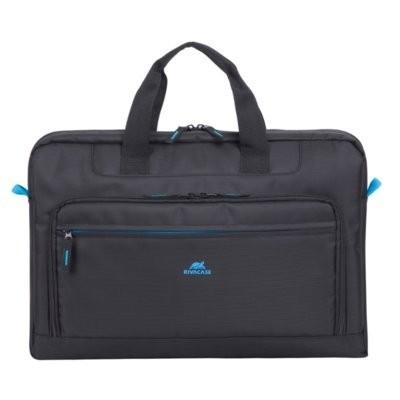 Torba na laptopa RIVACASE Regent 8059 17.3 cali Czarny