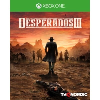 Gra Xbox One Desperados III