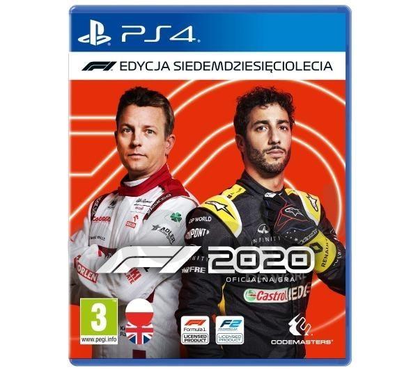 F1 2020 - Edycja Siedemdziesięciolecia PS4 / PS5