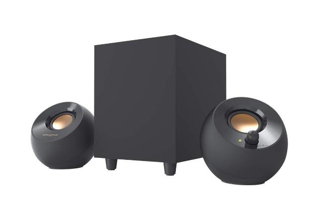 Głośniki Pebble Plus 2.1 Usb czarne