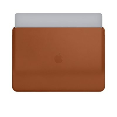 Etui APPLE Leather Sleeve do Apple MacBook Pro 13 cali Naturalny Brąz MRQM2ZM/A