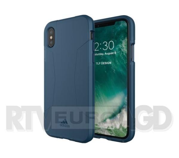 Adidas Agravic Case iPhone X (niebieski)