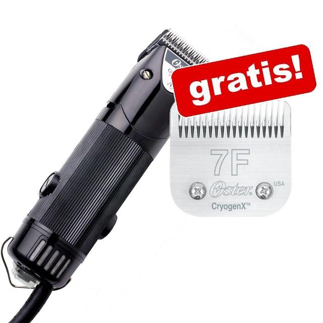 Maszynka do strzyżenia Oster Golden A5 + ostrze wymienne 7F gratis! - Dwubiegowa