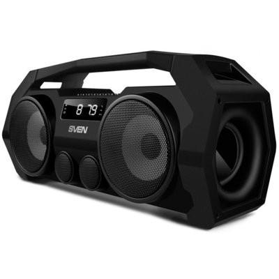 Głośnik mobilny SVEN PS-465 Czarny