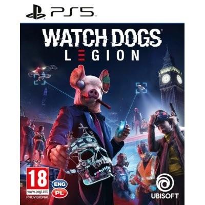Gra PS5 Watch Dogs Legion