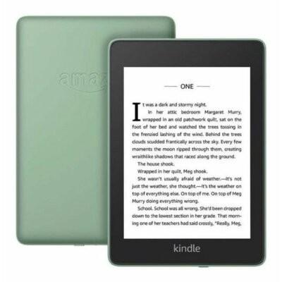Czytnik E-booków KINDLE Paperwhite 4 32GB z reklamami Zielony